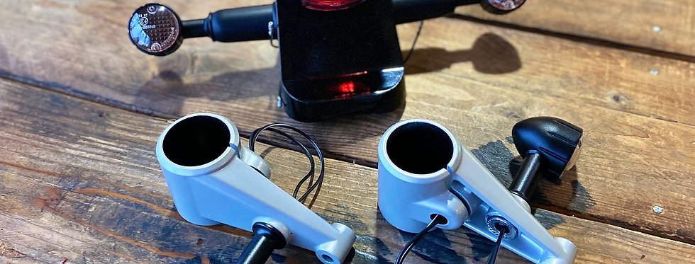 Rücklicht/Blinker-Kit - Plug & Play - Interceptor / Continental GT
