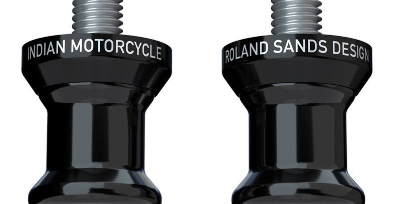 Schwingenschutz by Roland Sands Design® - FTR1200