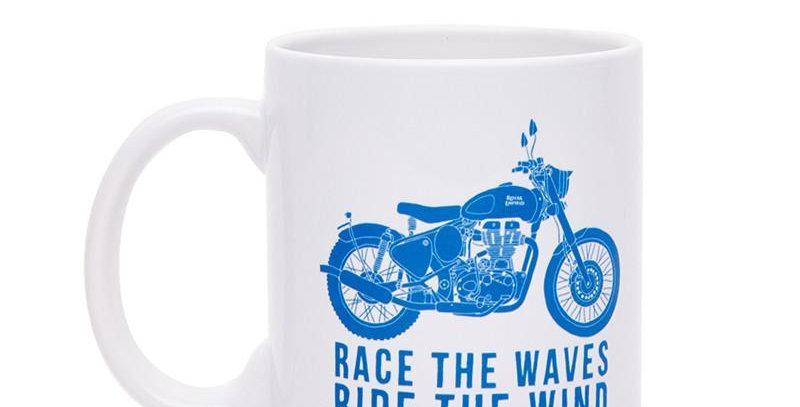 Kaffeetasse Race The Waves