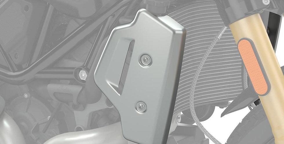 Kühlerschutz aus Aluminium