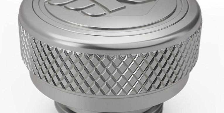 Royal Enfield - Gefräster Öleinfüllstutzendeckel Aluminium