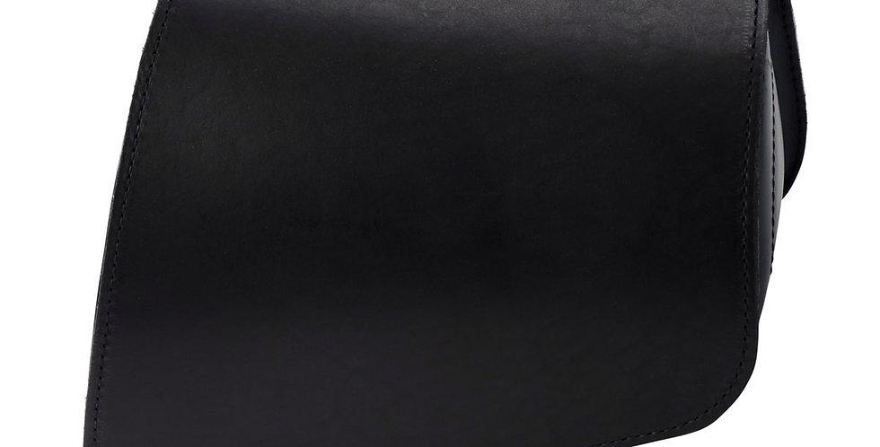 Leder-Solotasche - Indian Scout Bobber - Farbe:  schwarz
