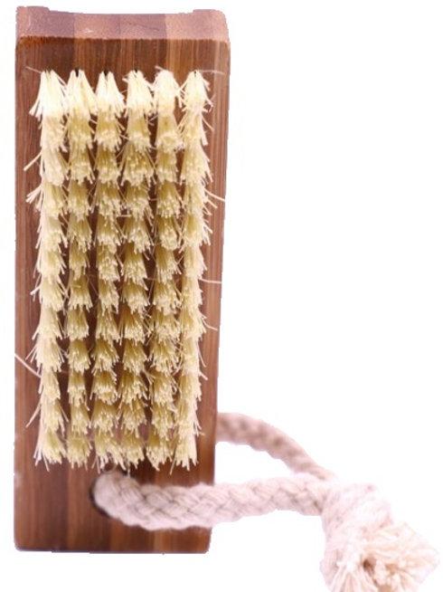 Bamboo and Sisal Nail Brush