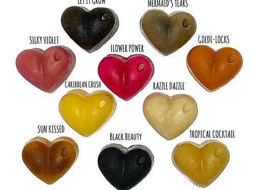 Mini Conditioner Heart Samples