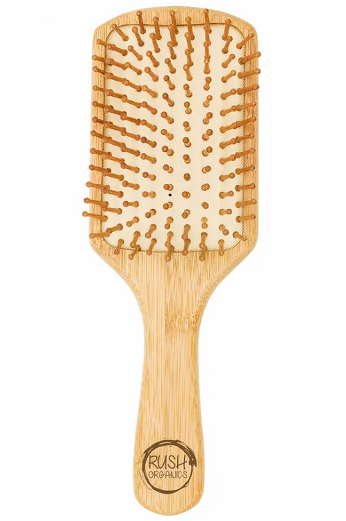 Exclusive Bamboo Paddle Brush