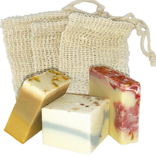 Eco Ramie Soap Saver