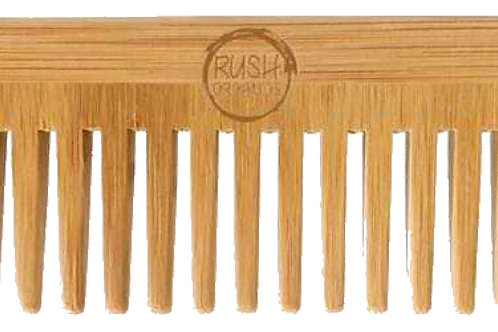 Exclusive Bamboo Wide Tooth Comb