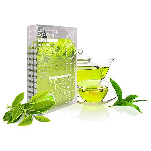 Voesh Pedi in a Box Green Tea Infused