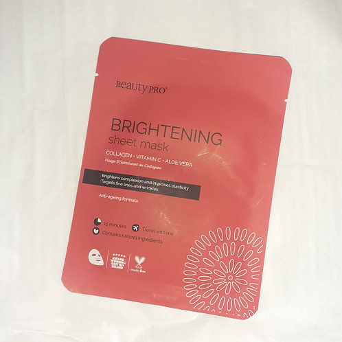 Collagen Brightening Sheet Mask