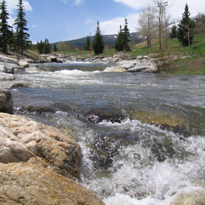 The Blue River Watershed Group is planning for a secure water future in Summit County