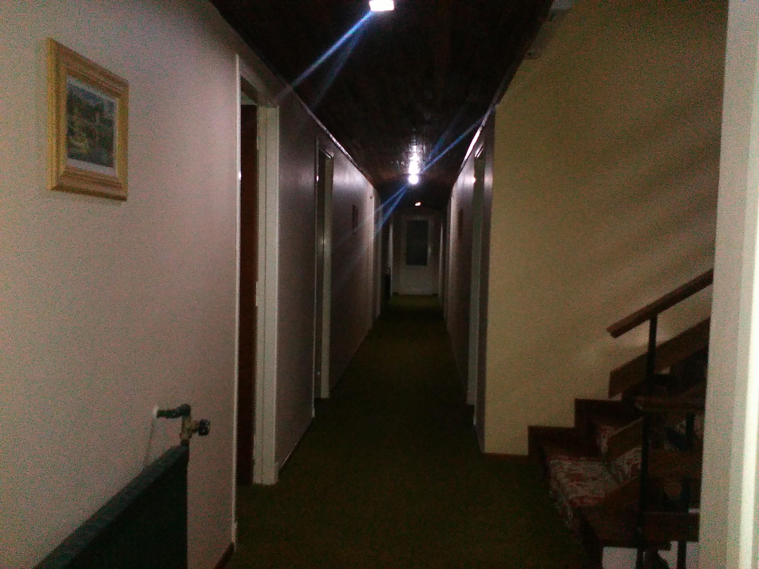 Pasillo de primer piso