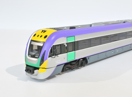 Vlocity by Southern Rail Models