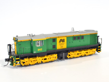 NSWGR 48 / SAR 830 class by Auscision Models