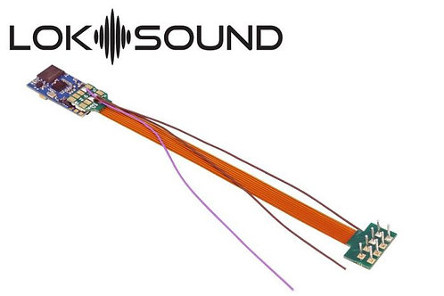ESU 58820 LokSound 5 DCC 8 pin Micro decoder with DCCSound project