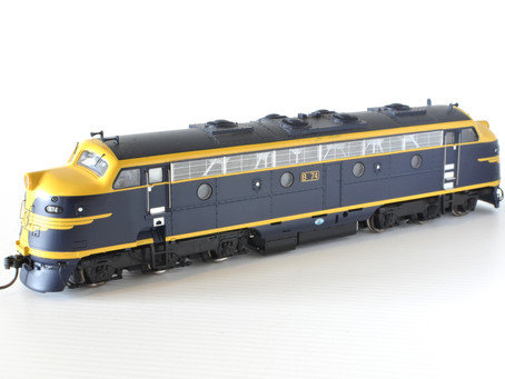 VR B class by Auscision Models