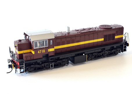 47 class by Trainorama