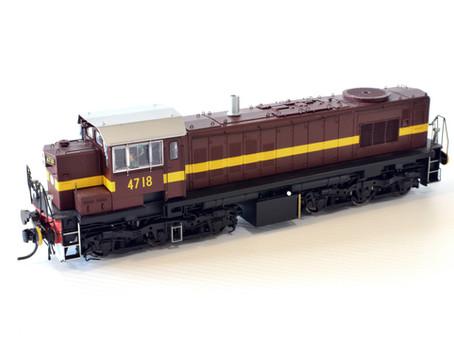 NSWGR 47 class by Trainorama