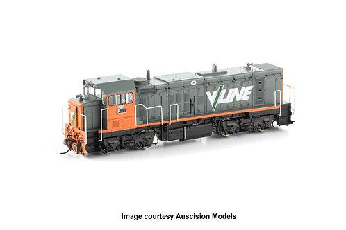 Bendigo Rail Models P class sound package