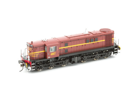 48 / 830 class by Auscision Models