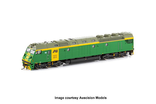 Auscision Models AN class sound package