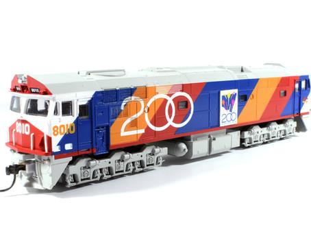 NSWGR 442, SAR 700 & PTCNSW 80 class by Austrains