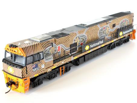 NRC NR class by SDS Models