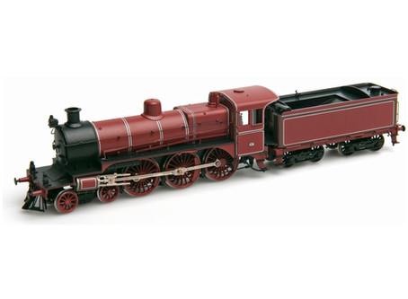 A2 class by Train Hobby Brass