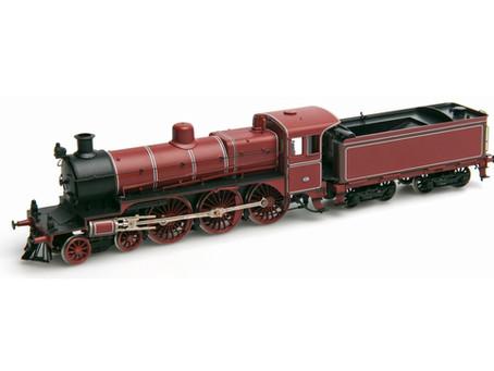 VR A2 class by Train Hobby Brass