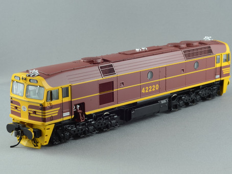 NSWGR 422 class by Auscision Models