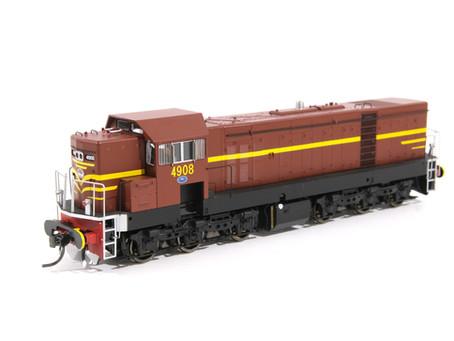 NSWGR 49 class by Trainorama