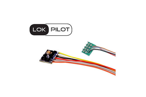 ESU 59820 LokPilot 5 micro DCC 8 pin plug decoder