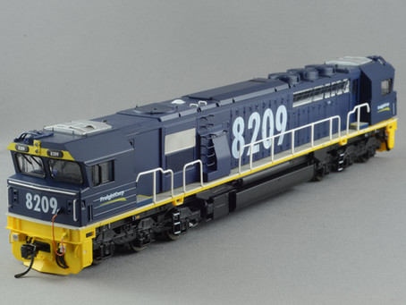 FreightCorp 82 class by On Track Models