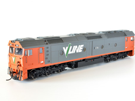 V/Line G class by Austrains