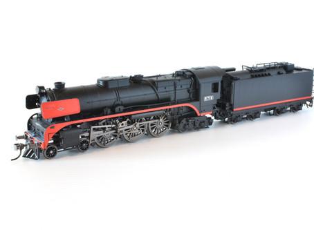 R class by Eureka Models