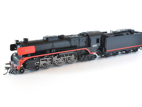 VR R class by Eureka Models