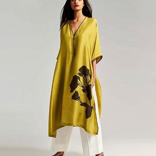 Latest Cotton Churidar Neck Designs