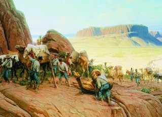 History Pops: U. S. Army's Camel Corps Experiment