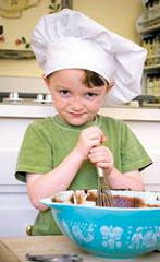 Kids In the Kitchen: Fun AND Learning