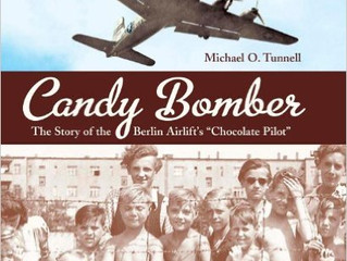 "Candy Bomber: The Story of the Berlin Airlift's ""Chocolate Pilot""-- Book Review"