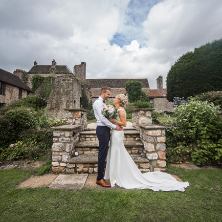 Mathern Palace, Chepstow Wedding - Gemma & Steve