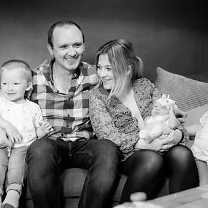 Skye, Jon & Family
