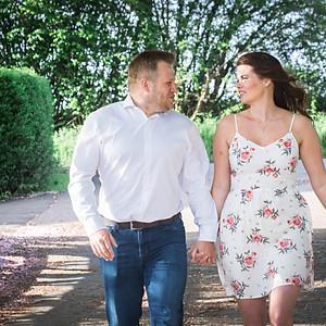Chris + Rebecca Engagement