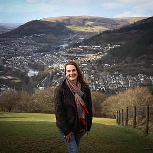Book Publishing - Welsh Valleys