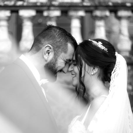 Mr & Mrs Wanklyn - Clearwell Castle Wedding - Megan-Sian Photography
