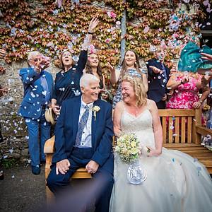Sue & Paul Wedding