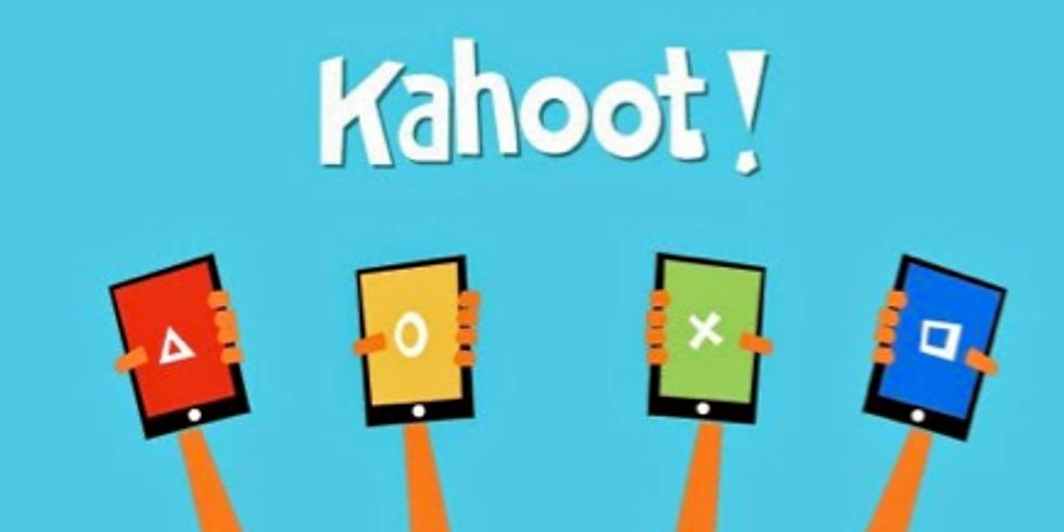°°Pause°° Kahoot avec le Réseau jeunesse