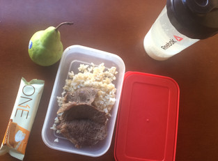 Planifica las comidas del día
