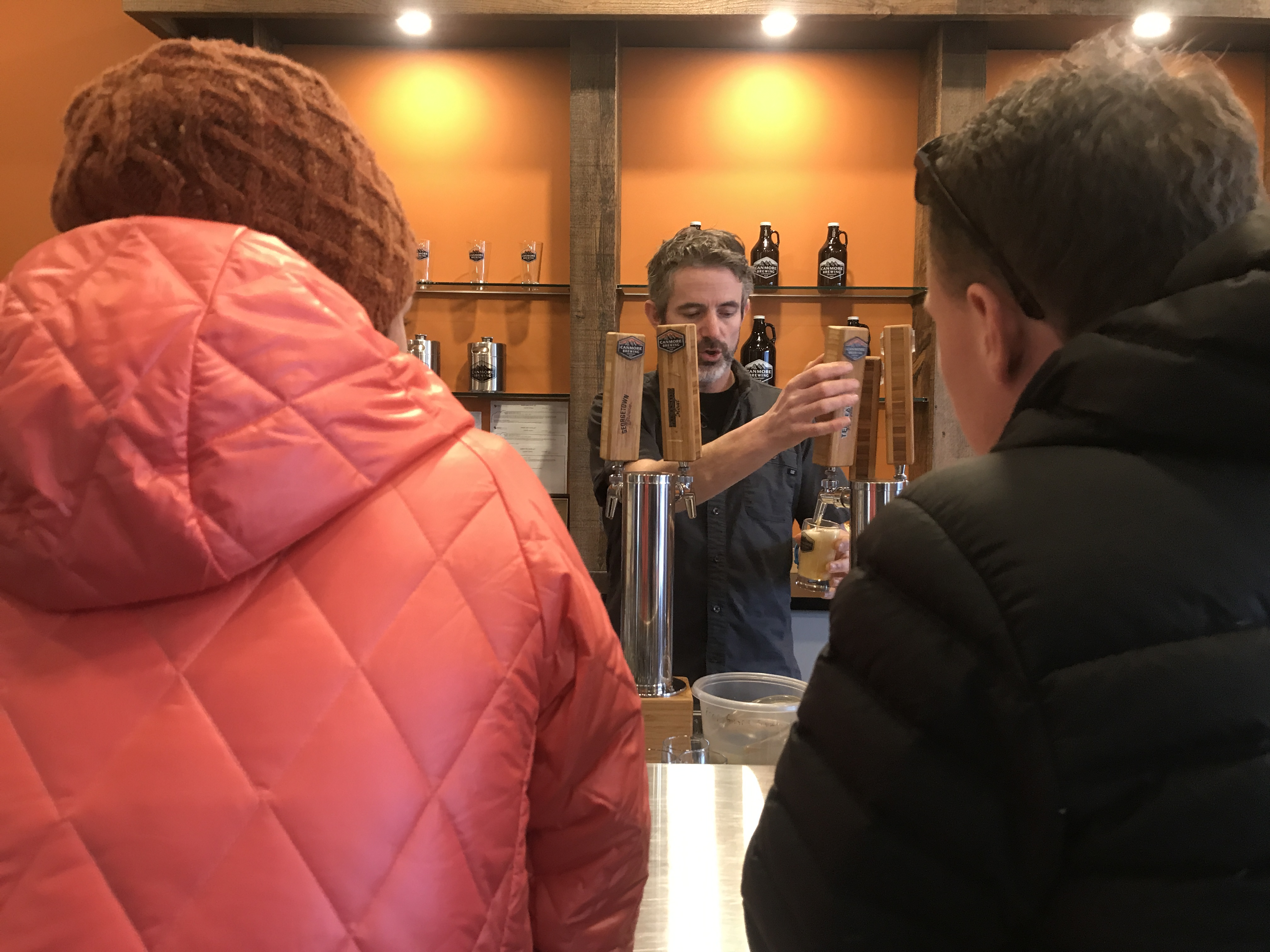 Canmore Brewery Tours