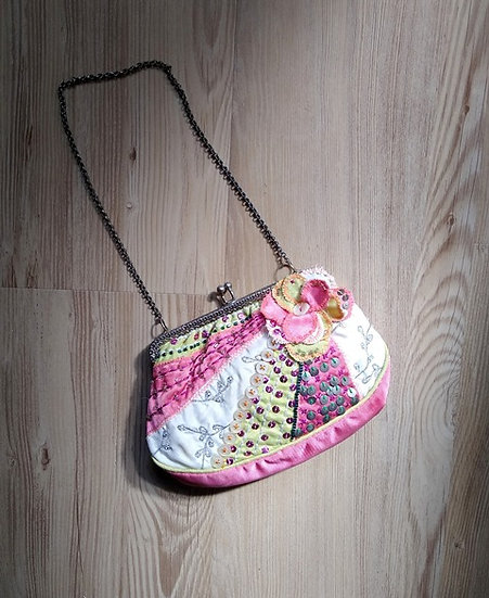 Bolsa de festa bordada Accessorize