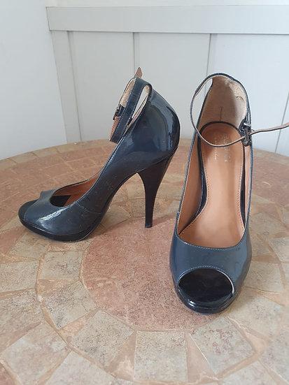 Sapato peep toe verniz Esdra - 35
